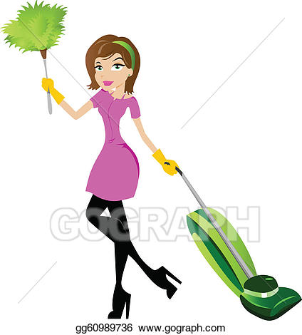 Clip art royalty free. Housekeeping clipart