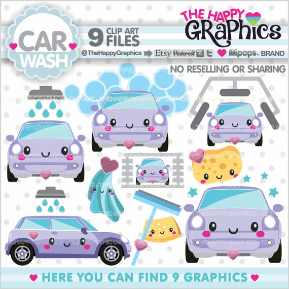 Graphic commercial use chore. Housekeeping clipart car wash supply