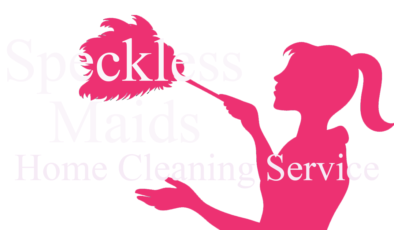 Speckless maids. Maid clipart home cleaning service