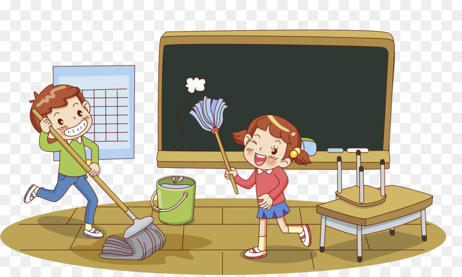 Png cleaning transparent . Housekeeping clipart classroom