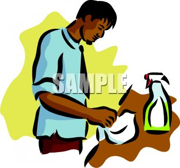 Housekeeping clipart clean counter. Cleaning bathroom free download
