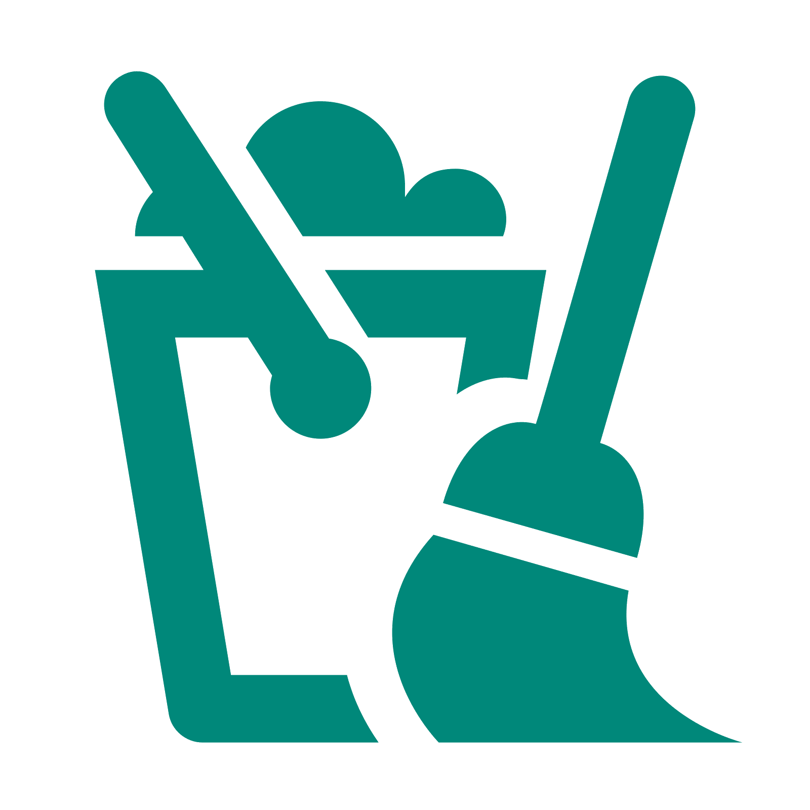 Housekeeping clipart clean hand. Computer icons cleaning maid