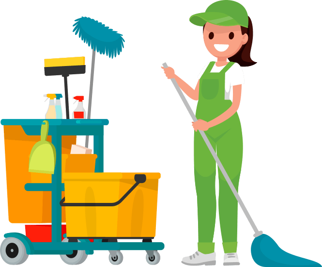 housekeeping clipart cleanliness