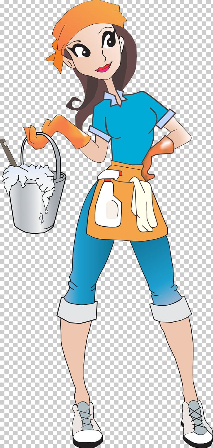 Housekeeping clipart construction. Maid service cleaner cleaning