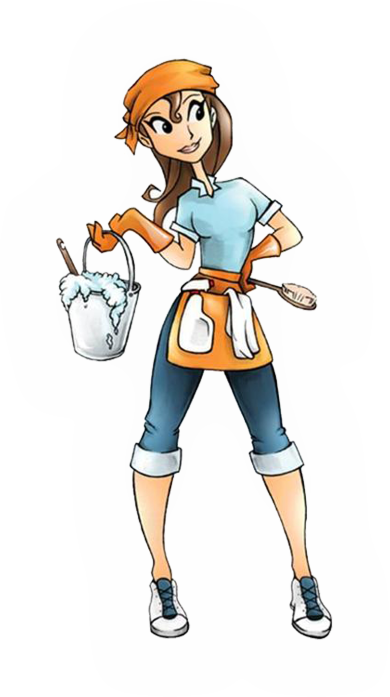 Cliparts . Housekeeping clipart construction