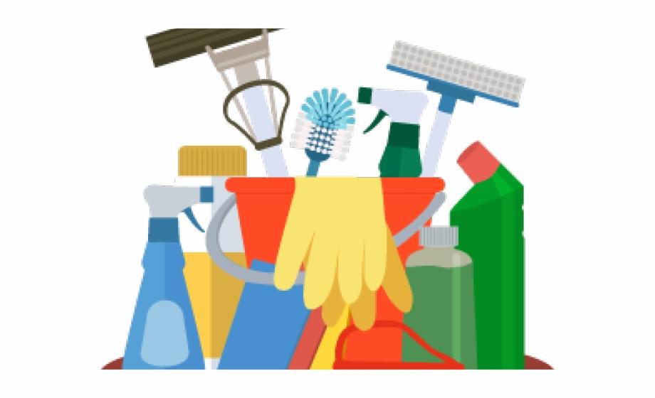 Housekeeping clipart general. Product supply volunteer clean
