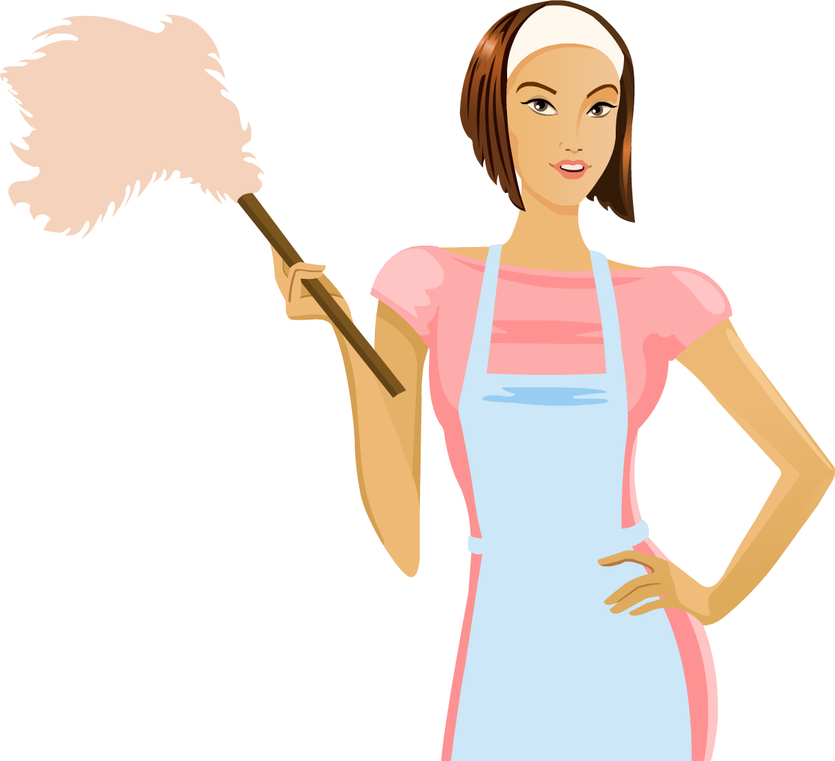 Maid clipart maid service. Luciana cleaning services md