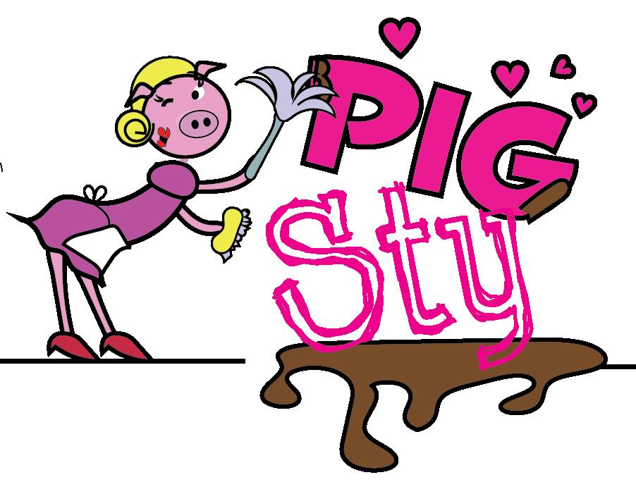 Housekeeping clipart homemaker. The pig sty method