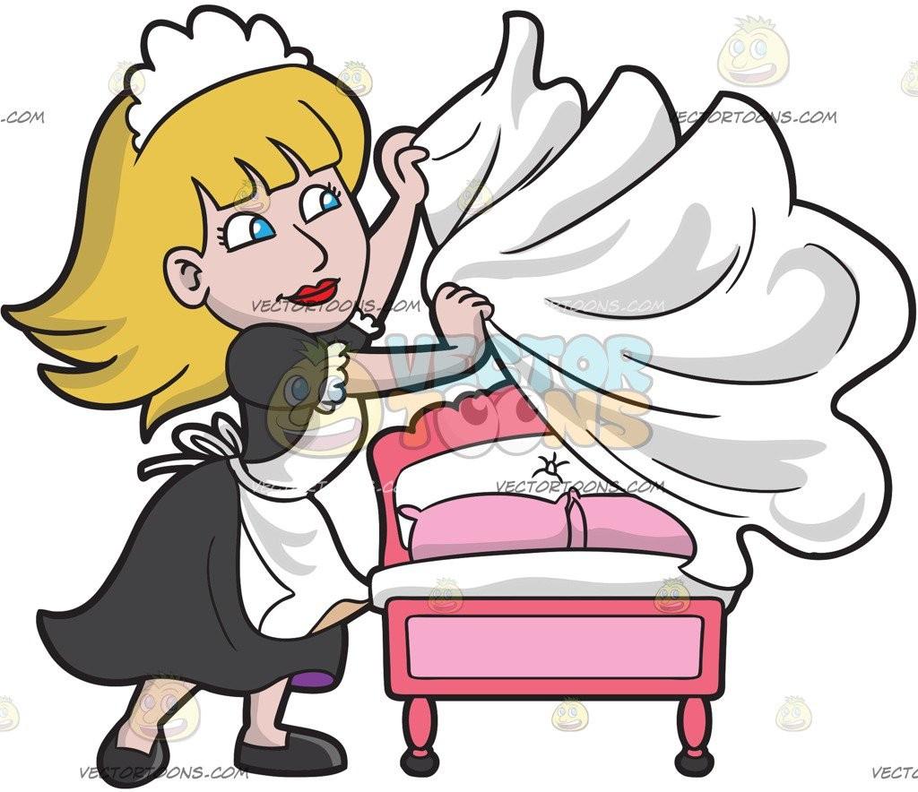 . Housekeeping clipart hotel housekeeping