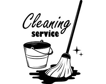 Vacuum cleaner cleaning maid. Housekeeping clipart housekeeper