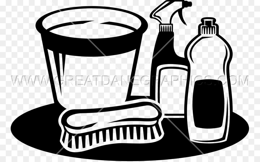 Housekeeping clipart housekeeping supply. Home cartoon png download