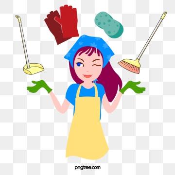 Housekeeping clipart housekeeping tool. Cleaning tools png vector