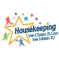 International housekeepers positive promotions. Housekeeping clipart housekeeping week