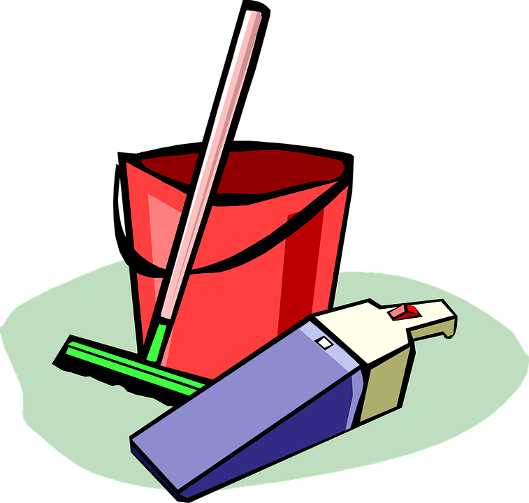 Services are approaches to. Housekeeping clipart neatness