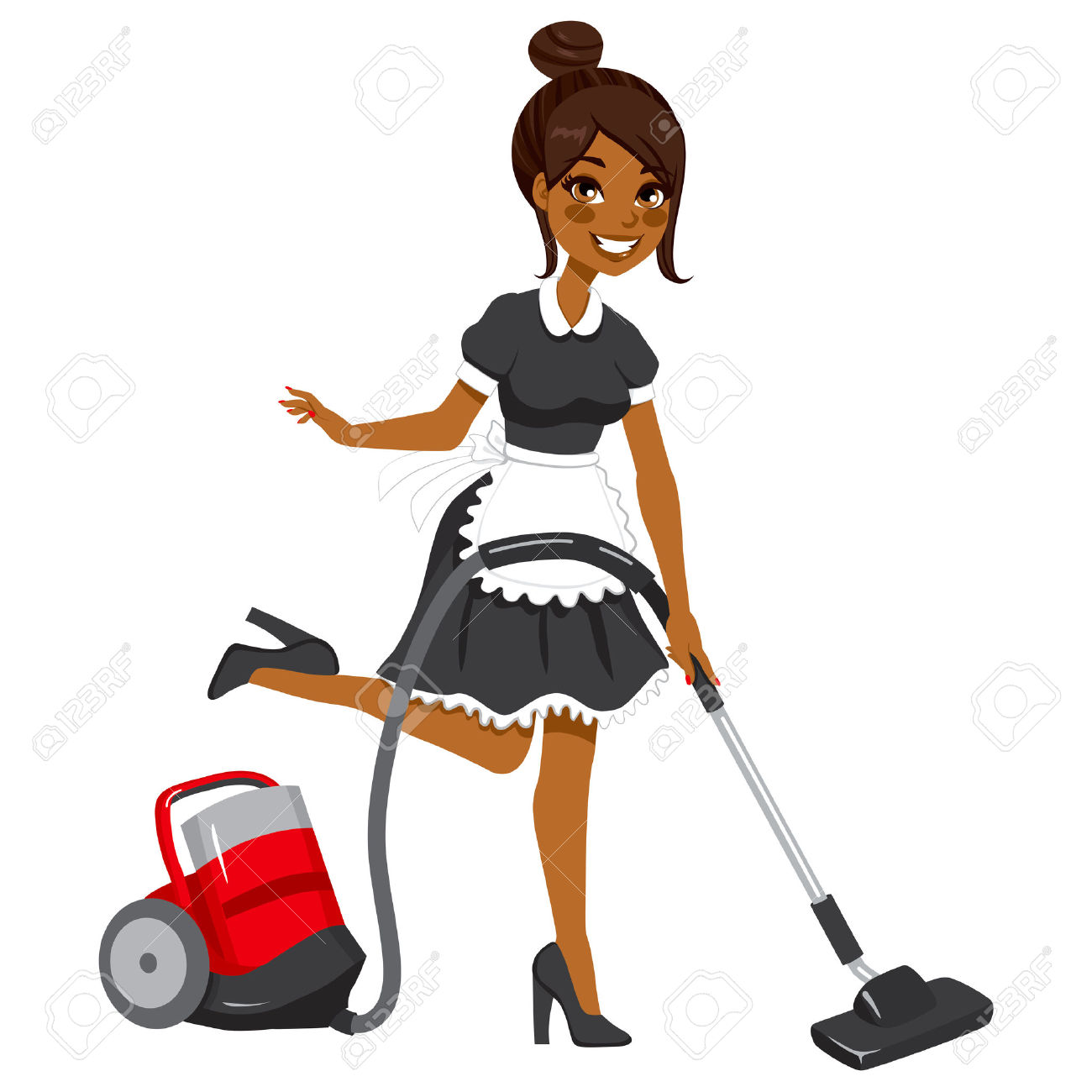 Maids free download best. Maid clipart cartoon