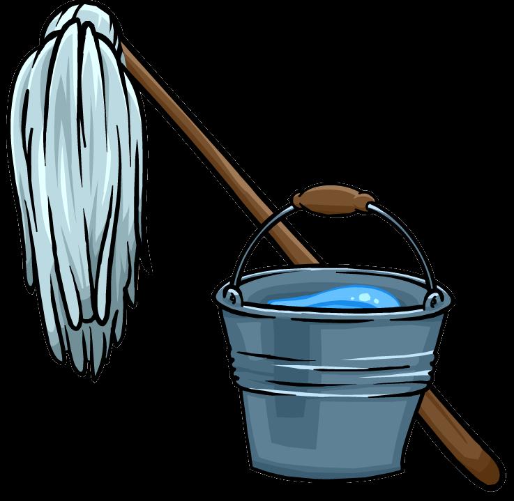 Housekeeping pail