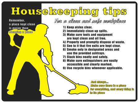 Housekeeping clipart safety. Quotes quotesgram clip art
