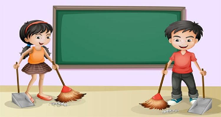 Housekeeping clipart school, Housekeeping school ...