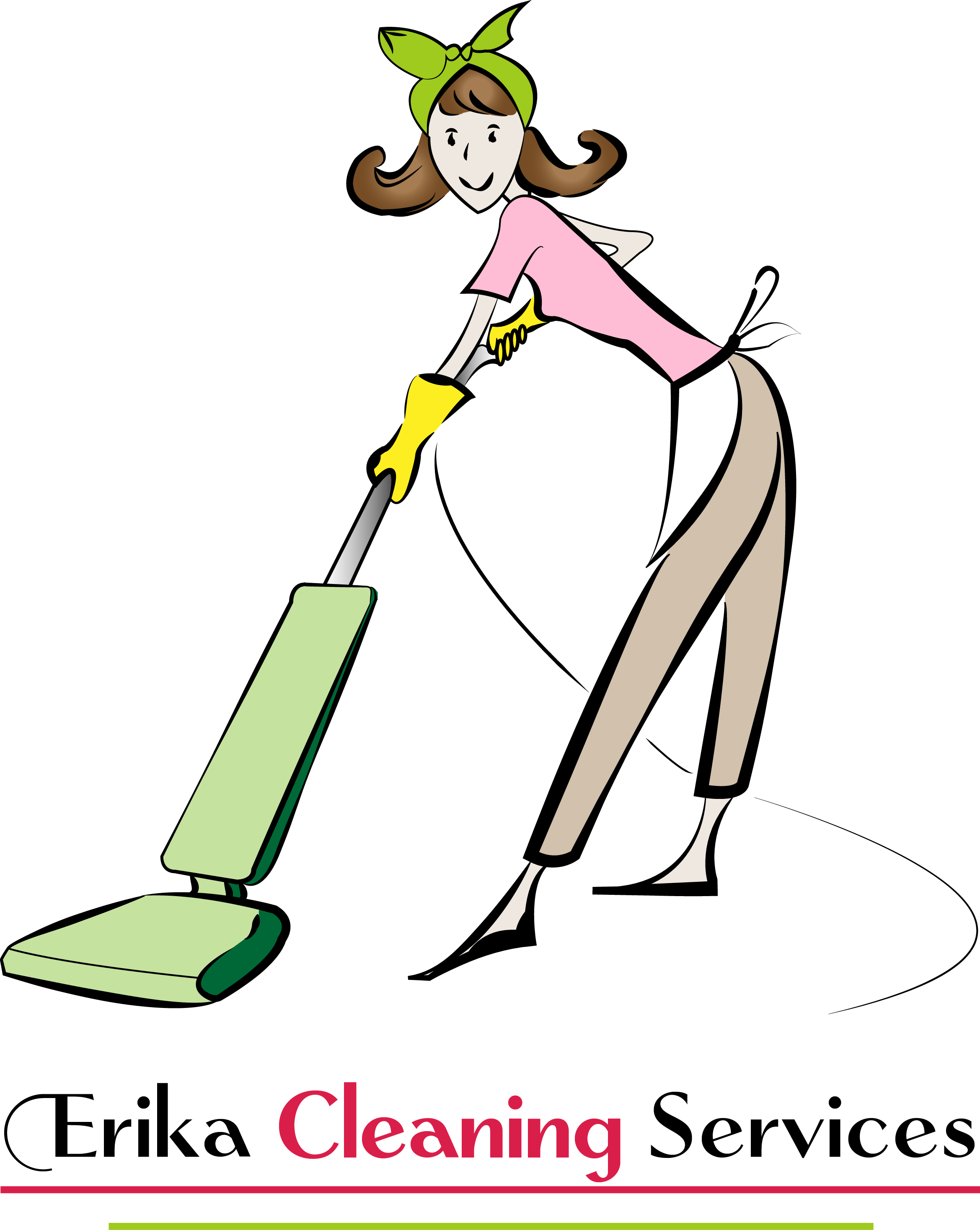 Maid clipart cleaning bathroom. Erika services new york