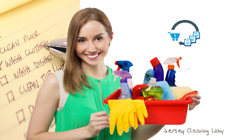 About jersey new york. Maid clipart cleaning lady