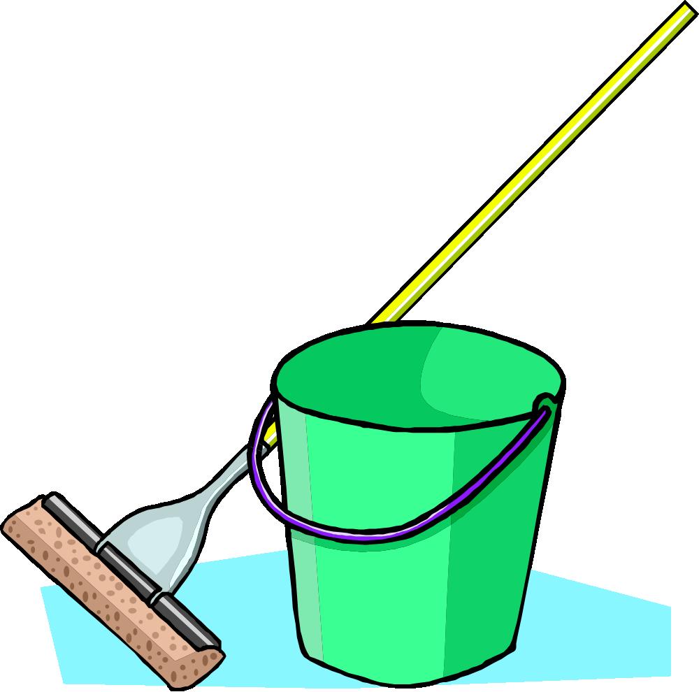Housekeeping clipart sweep mop. Panda free images vacuumclipart