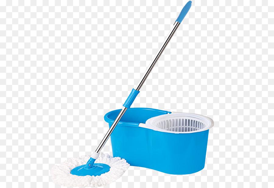 Table cartoon cleaning floor. Housekeeping clipart sweep mop