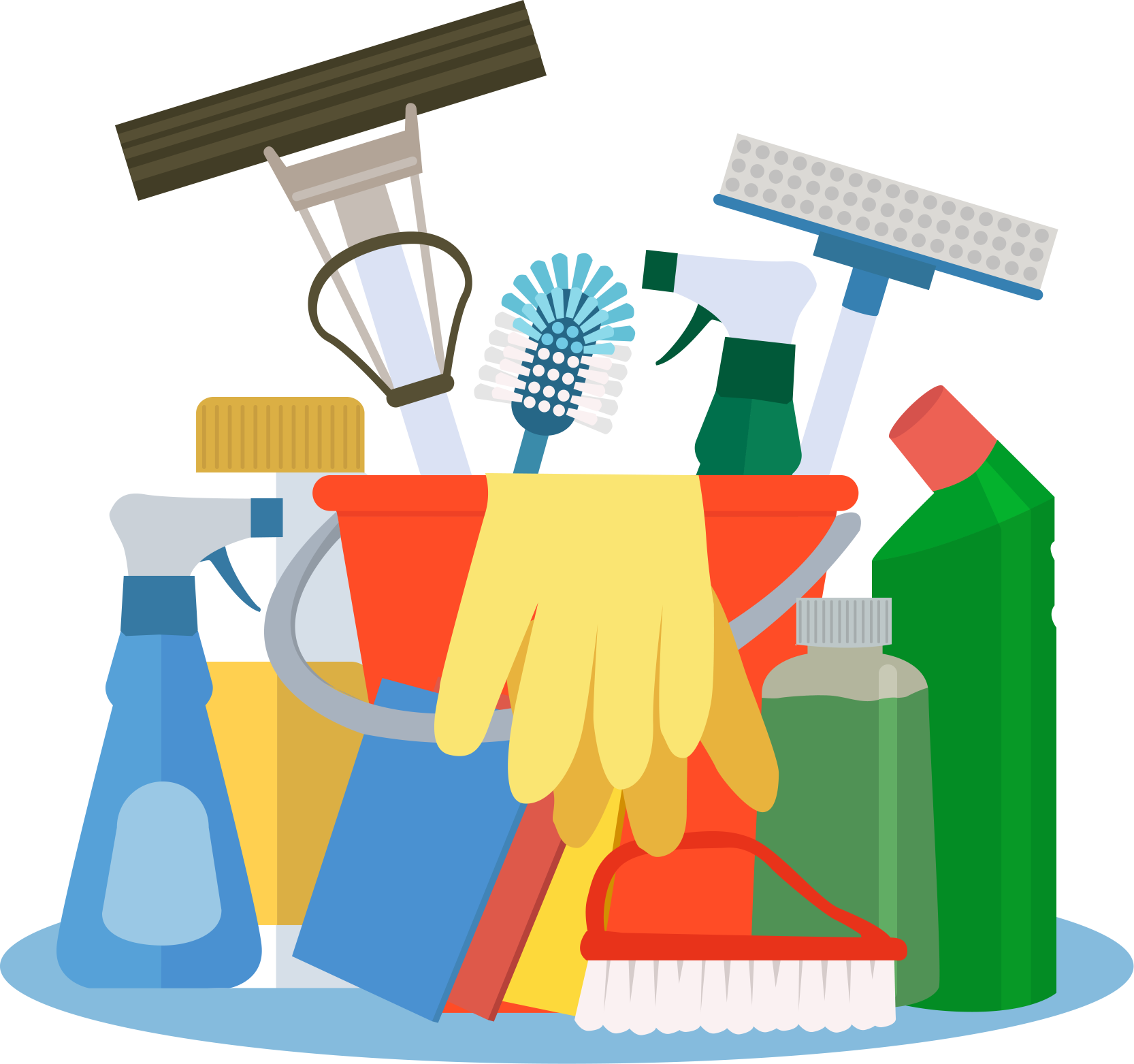 Housekeeping clipart thank you. Home consultancy