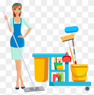 Free png cleaning company. Housekeeping clipart thank you