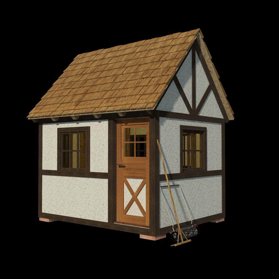 Shed plans irish. Houses clipart backyard