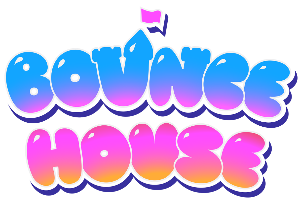 Bounce house at getdrawings. Youtube clipart league