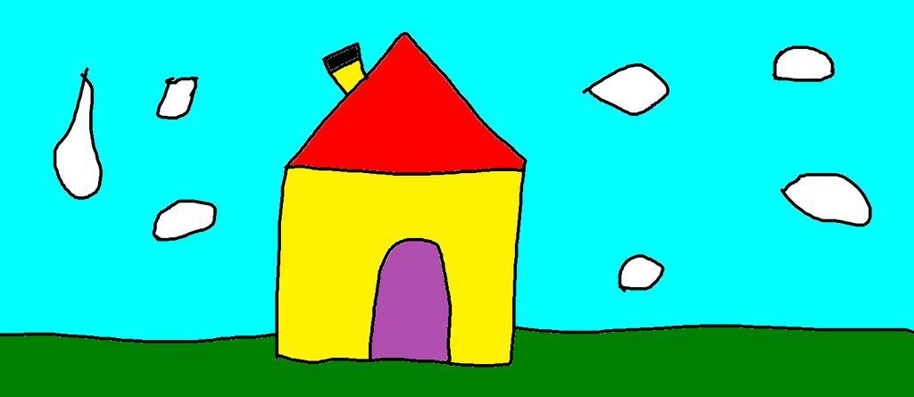 Houses clipart blue's clue. Blues clues house picture