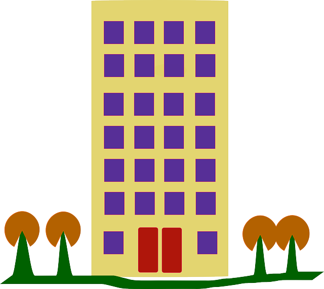 Free photo housing tall. Houses clipart flat