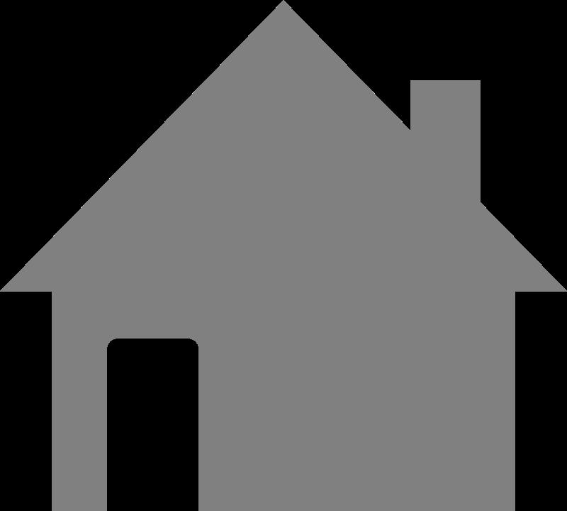 Wohnen mit grundsicherung besonderer. Houses clipart grey