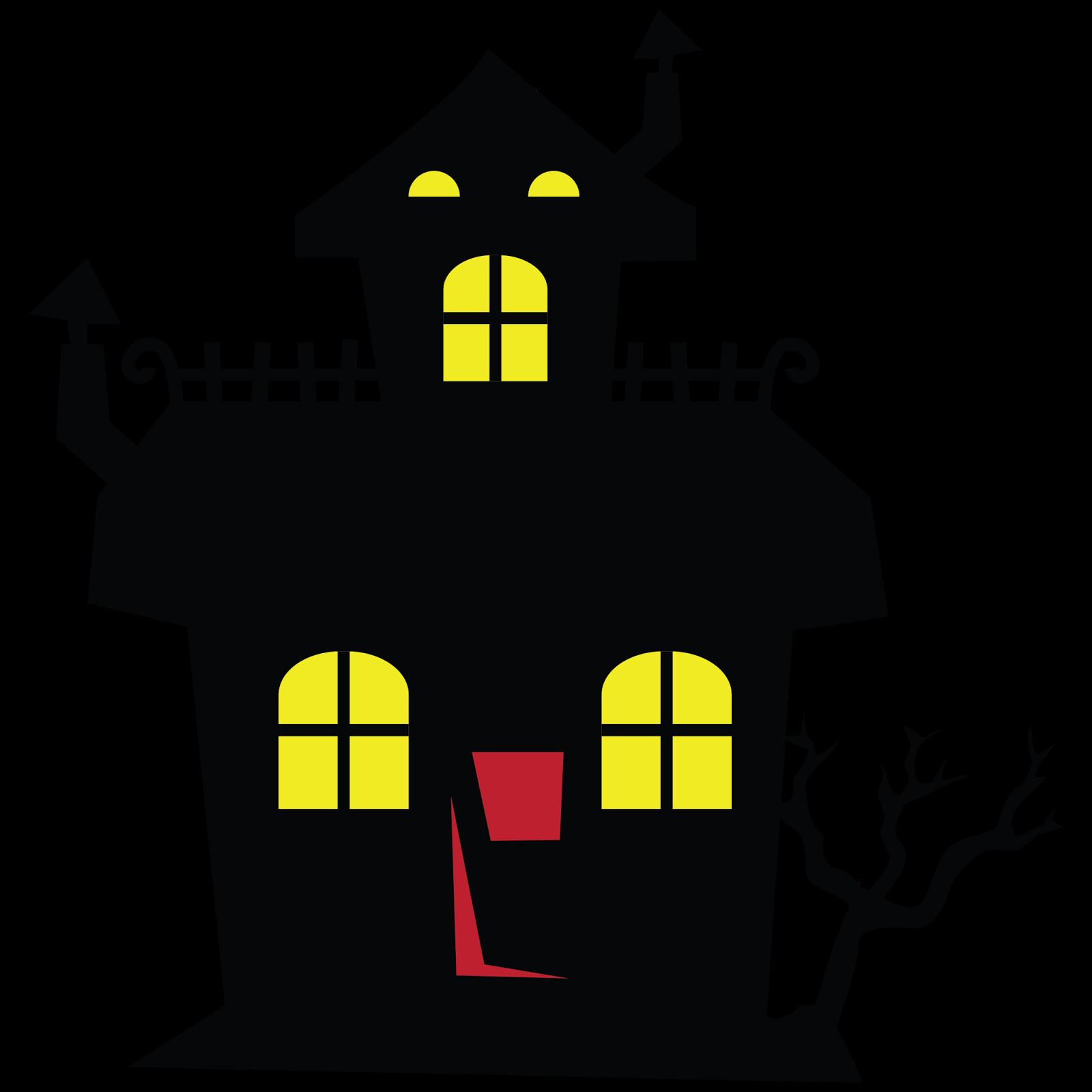 Mansion halloween house clipartbarn. Houses clipart kid
