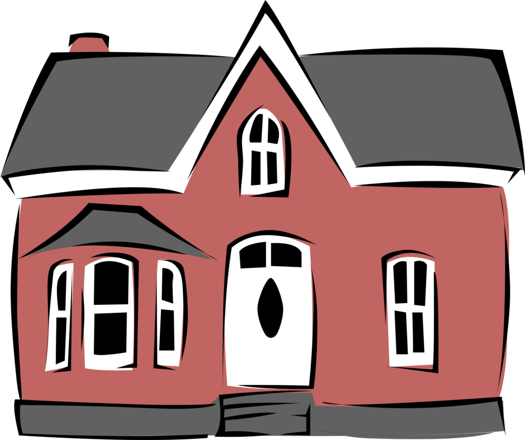 Houses clipart kid. Gerald g small house