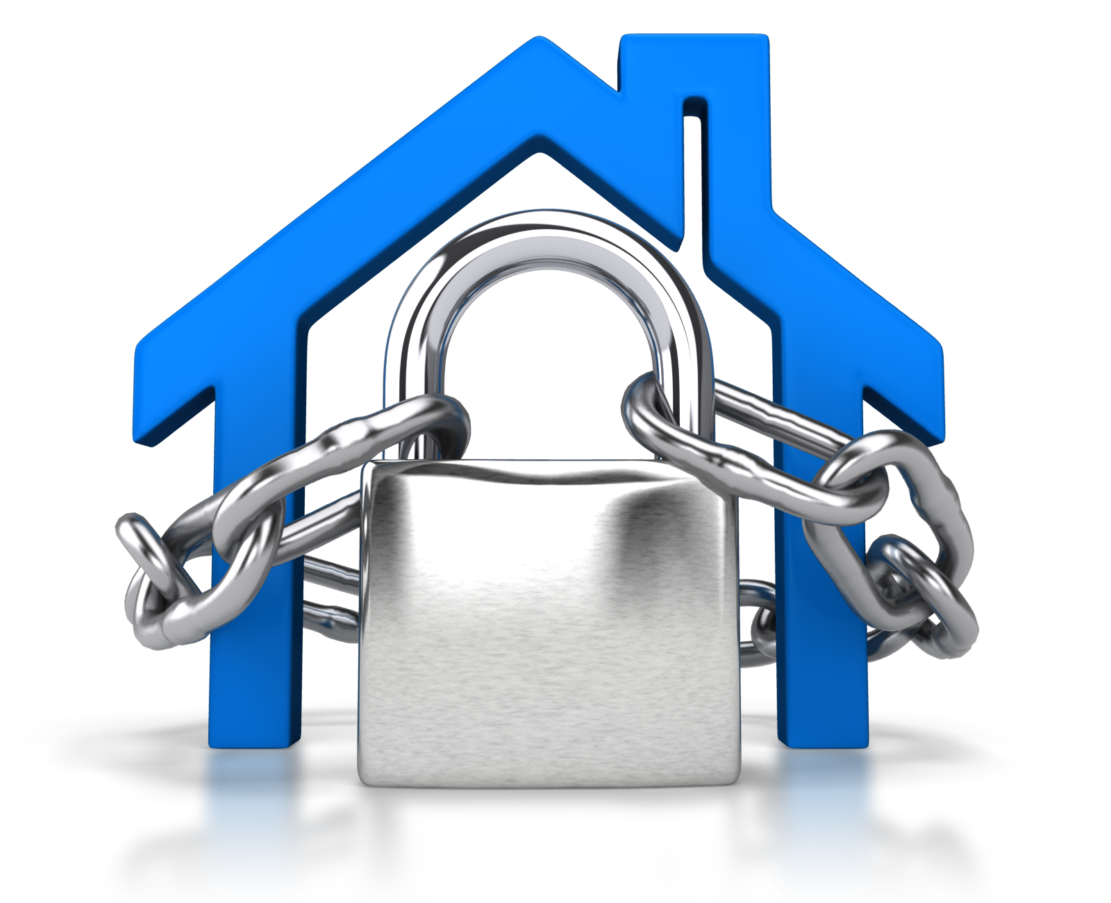 Houses clipart locked. Property tenants notice period