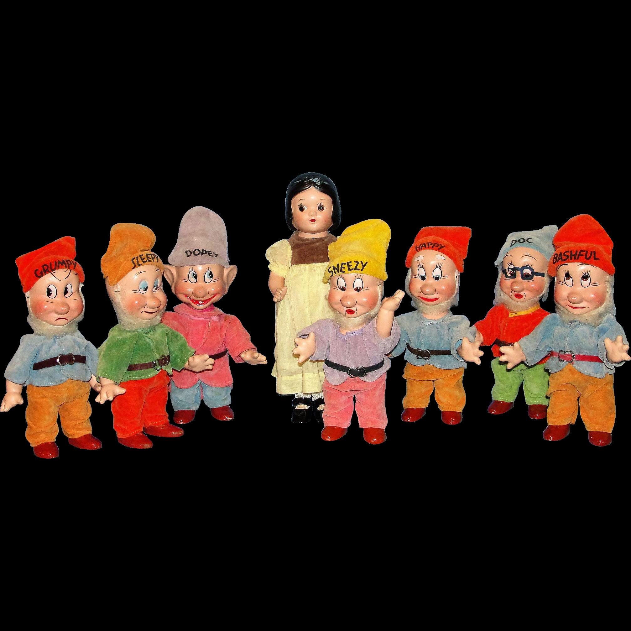 Houses clipart seven dwarfs. Extraordinary all original knickerbocker