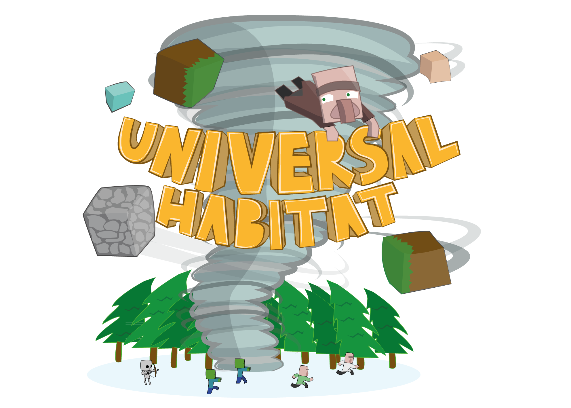 universal habitat harder. Houses clipart tornado