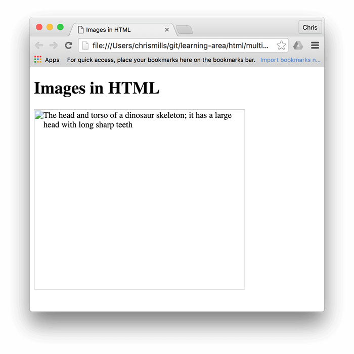 How to make png files. Images in html learn