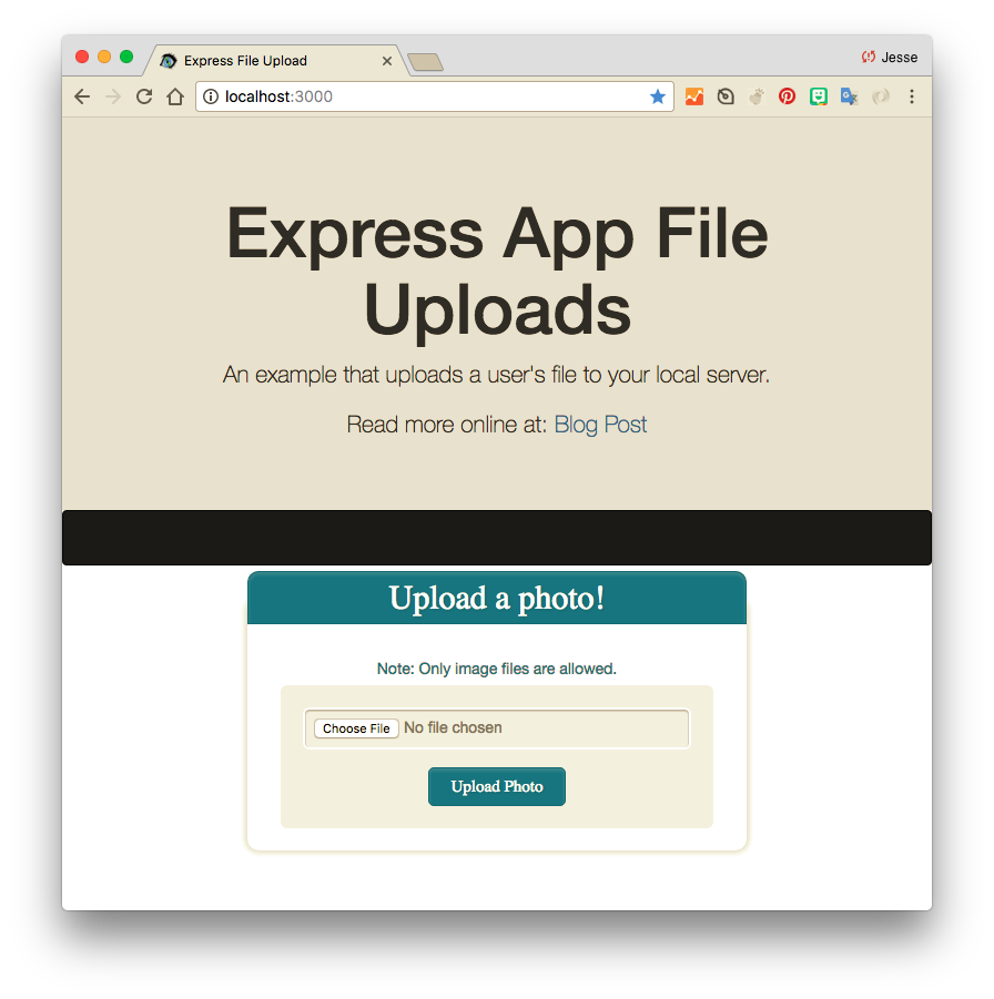 How to make png files. A basic html form