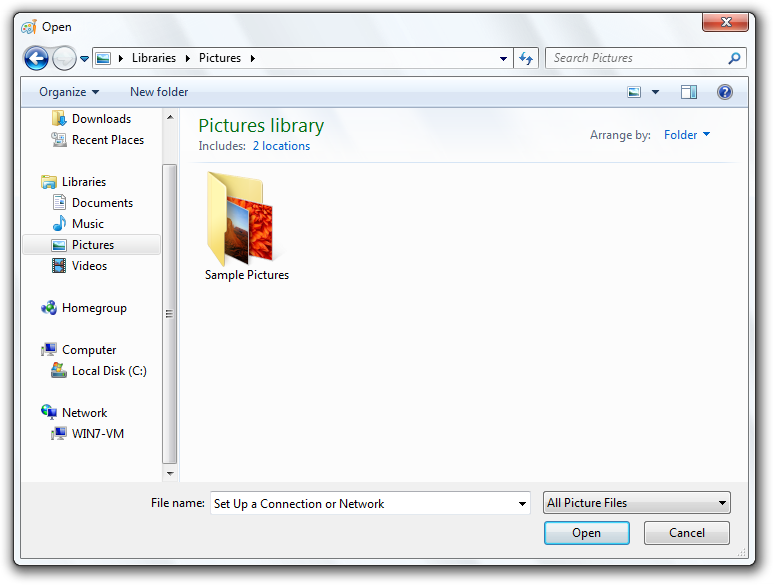 Viewing files graphic stock. How to open png file in windows 7