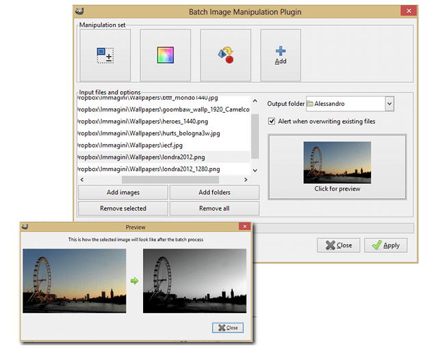 best free plugins. How to save gimp files as png