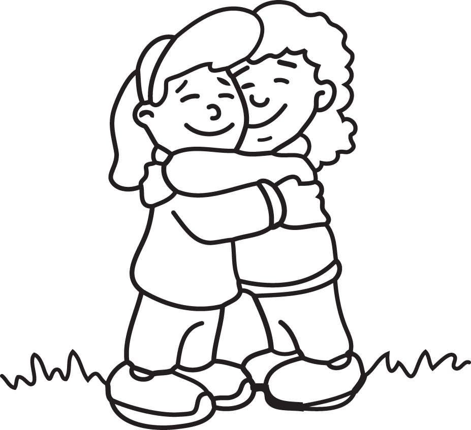 Hug clip art free. Hugging clipart hugging
