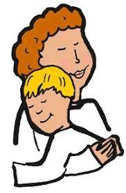 Day clip art pics. Hug clipart