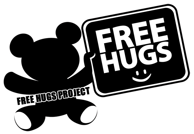 Tickets clipart free hug. The hugs project with