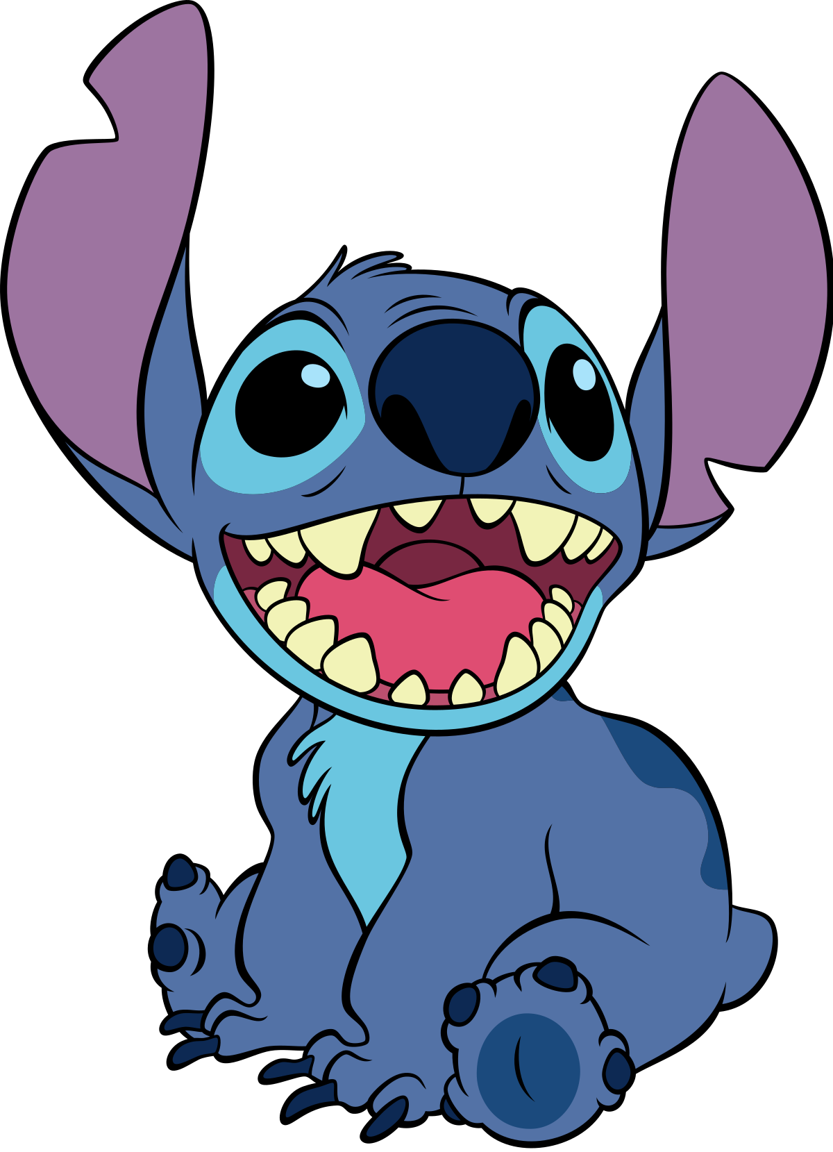 Disney wikipedia . Stitch clipart pelekai
