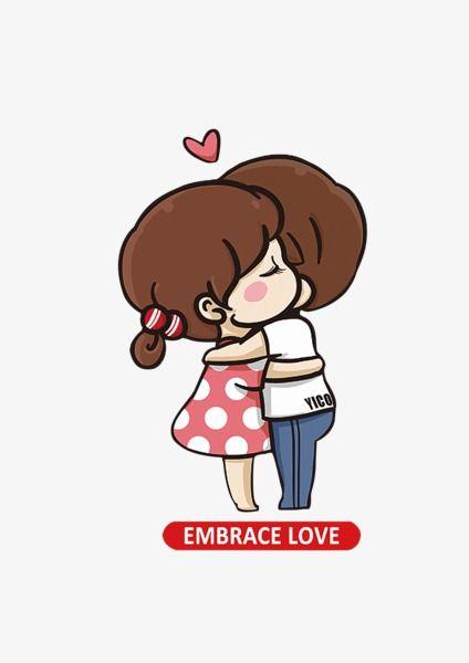 Hugging cute hugss in. Hug clipart couple hug