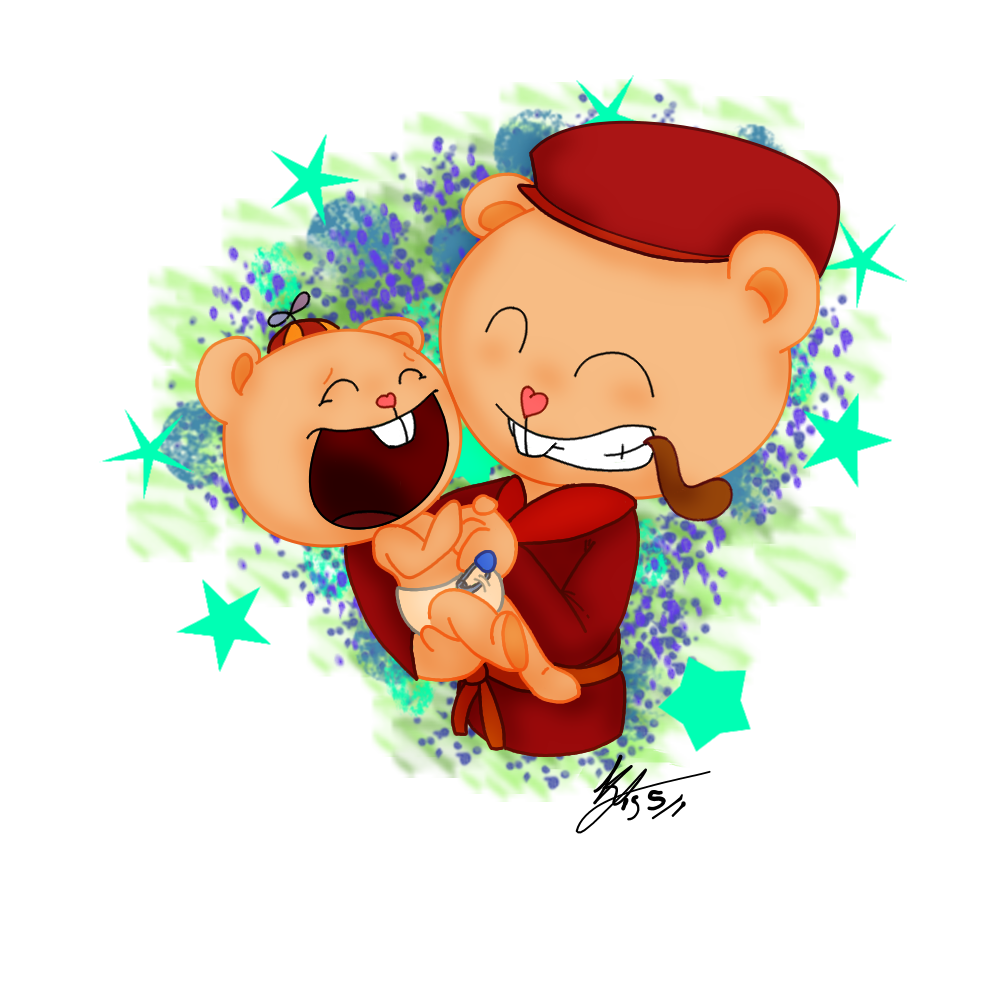 Htf faves favourites by. Hugging clipart cub