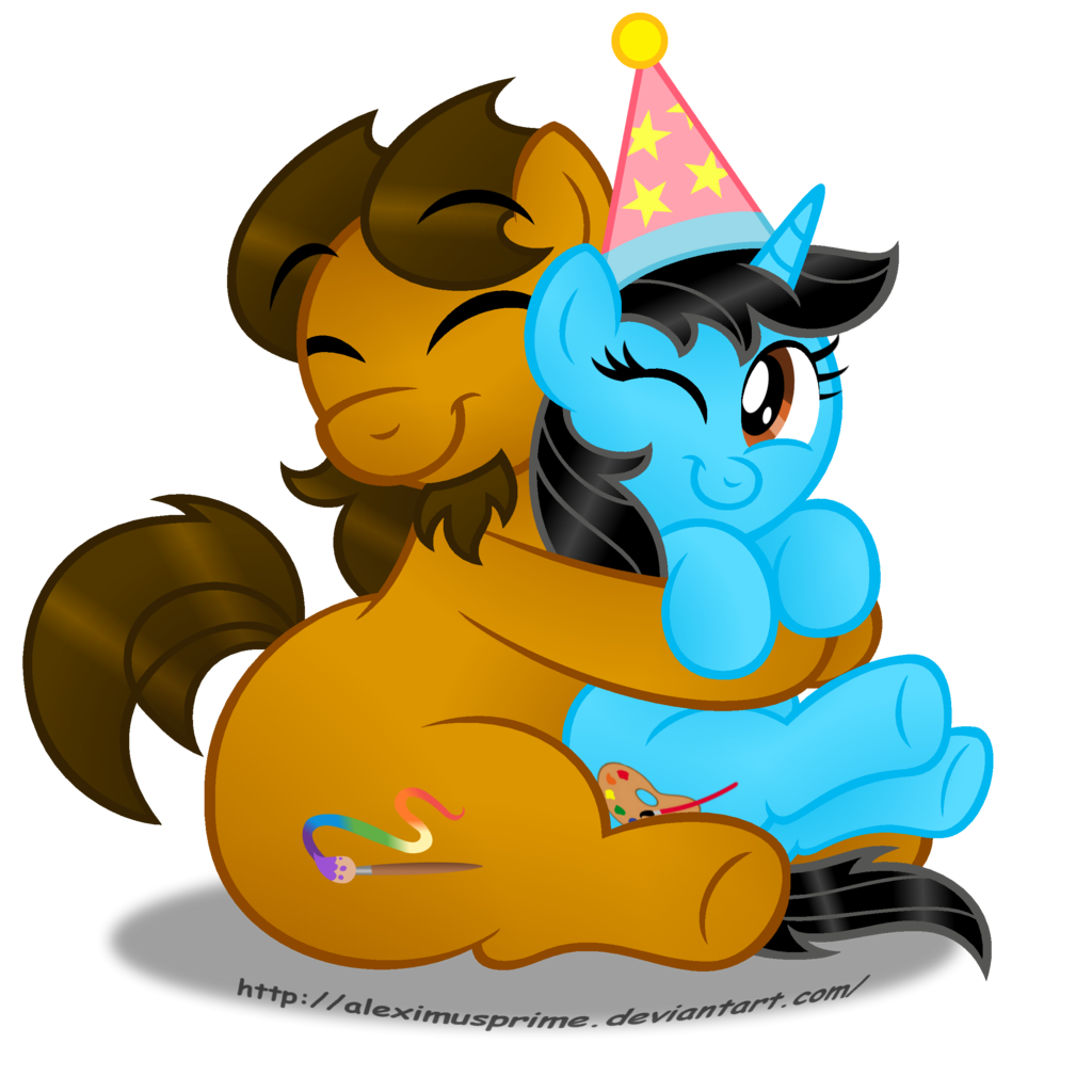 Hugging clipart feel good. Birthday hugs for andrea