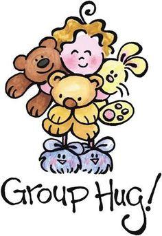 Hug free download best. Hugging clipart feel good